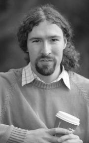 Portrait of Bjoern Andres