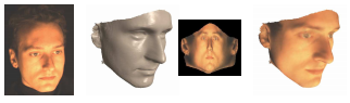 Finding Optimal Views for 3D Face Shape Modeling