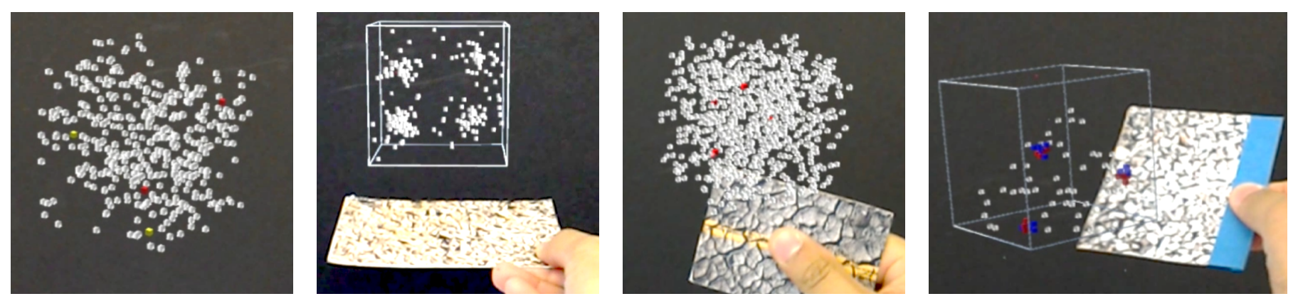 The Hologram in My Hand: How Effective is Interactive Exploration of 3D Visualizations in Immersive Tangible Augmented Reality?