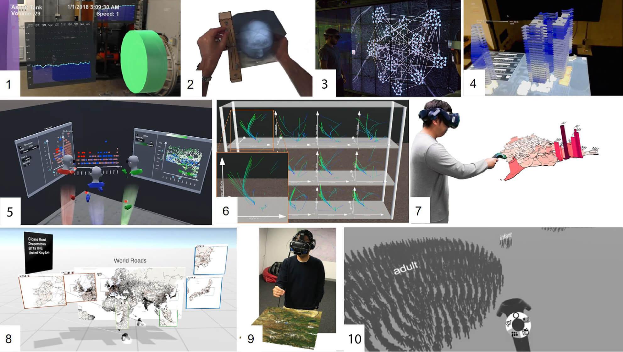 Grand Challenges in Immersive Analytics
